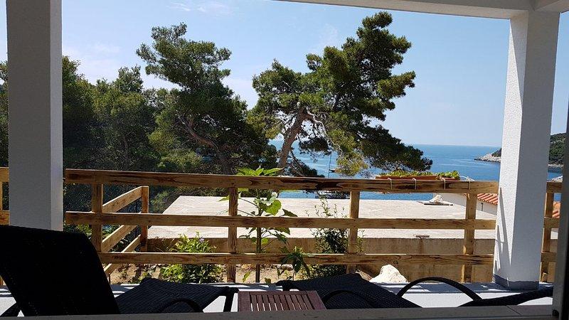 Apartment Kristić, location de vacances à Mljet Island