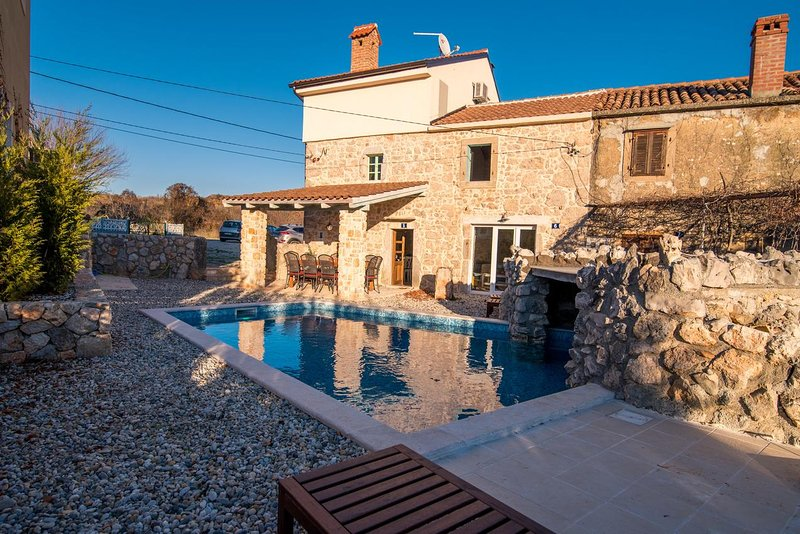 Four bedroom house Garica, Krk (K-17469), holiday rental in Garica