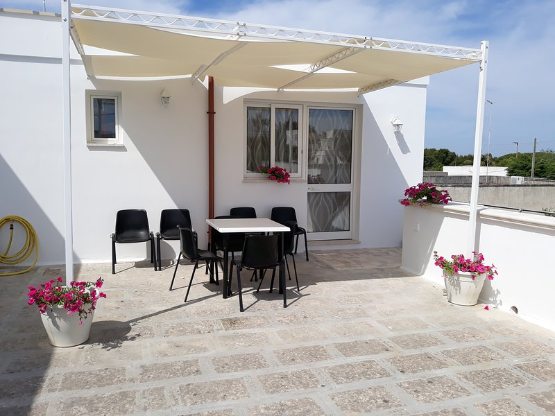 Home Mondonuovo a 1,5 km dal mare, vacation rental in Santa Maria al Bagno
