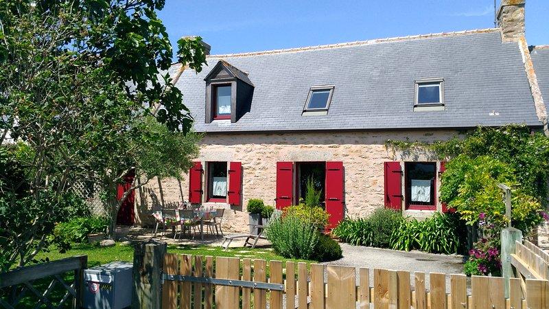 maison de pêcheur 6 pers à Saint Guénolé Penmarch, holiday rental in Finistere