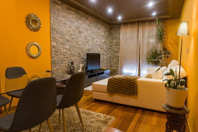Alquiler moderno apartamento Bueu, holiday rental in Castrelo