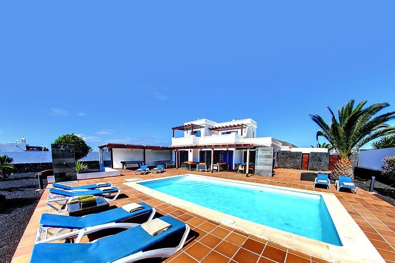 Villa Rubicon, holiday rental in Las Brenas