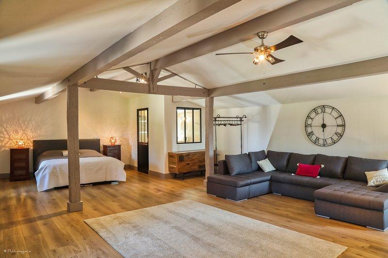 Chambre d'hôtes de charme, vacation rental in Beautiran