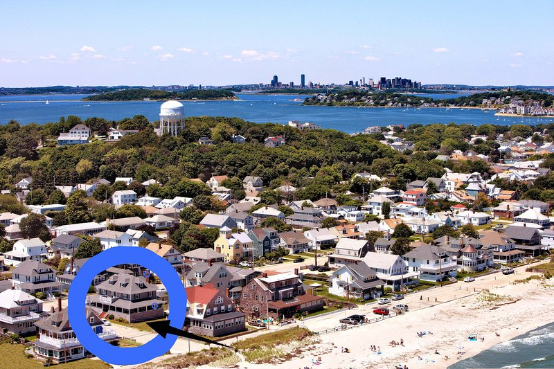 BEACH lover's dream LOCATION***SALE Summer 2021***DISCOUNT for 2 weeks ++, vacation rental in Hull
