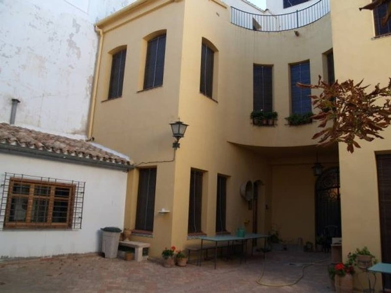 Amazing house with terrace, vacation rental in Carcelen