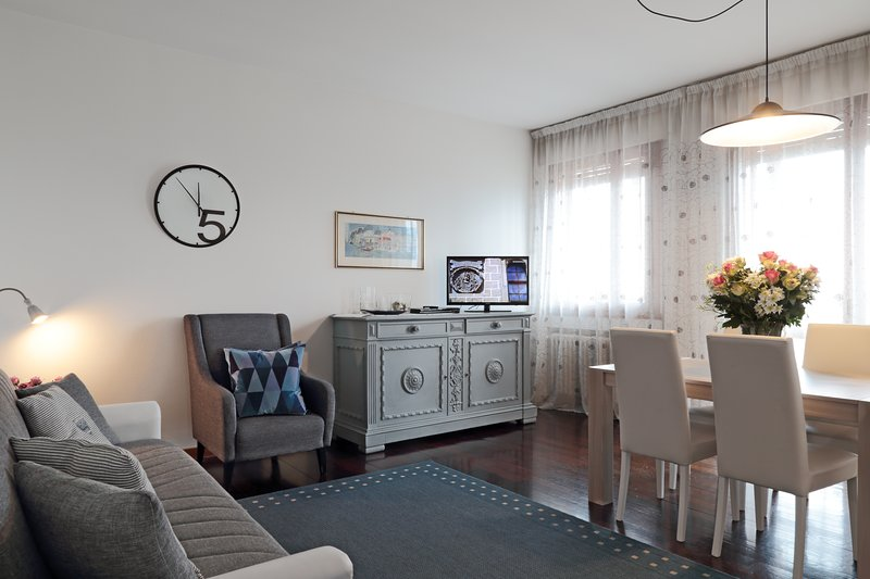 PadovaResidence  family apartment AL CORSO Historical Centre + parking, Ferienwohnung in Province of Padua