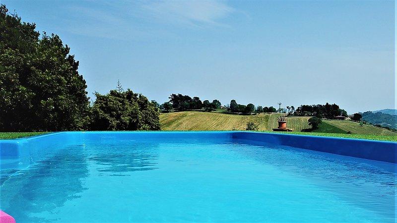 Suite In Villa Di Charme 42, vacation rental in Jesi