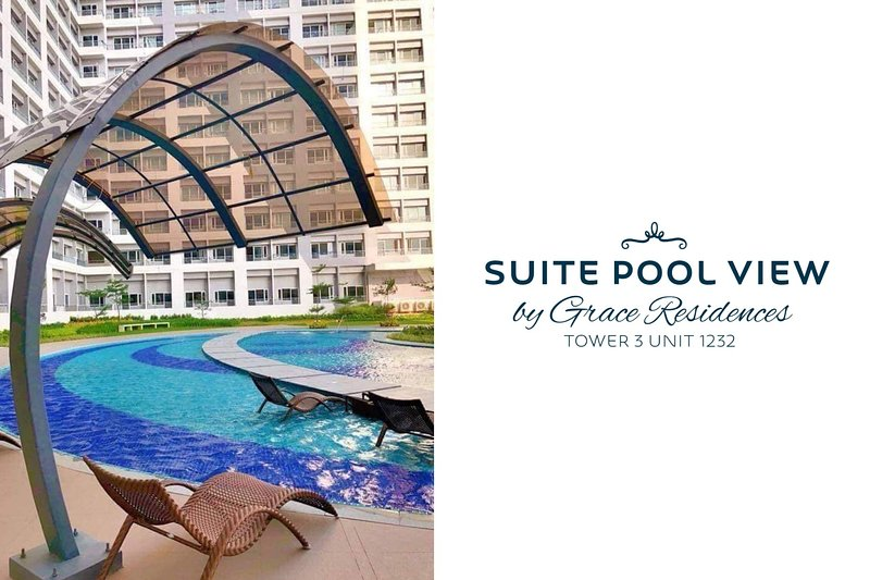 Suite Pool View by Grace Residences, vacation rental in Taguig City
