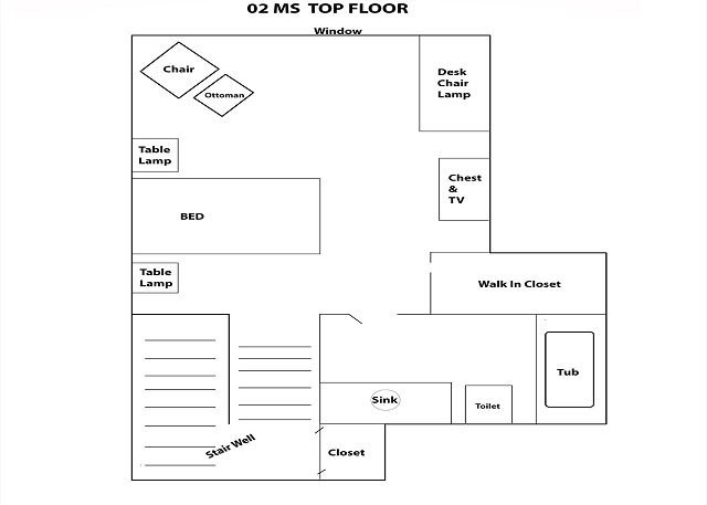 #02MS Top Floor Plan