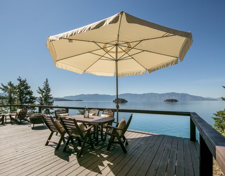 VERY Private | Warren Island Bungalo | Truly Get Away From It All, location de vacances à Clark Fork