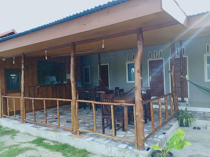 Arthur Homestay Telescope Mentawai, holiday rental in Sumatra
