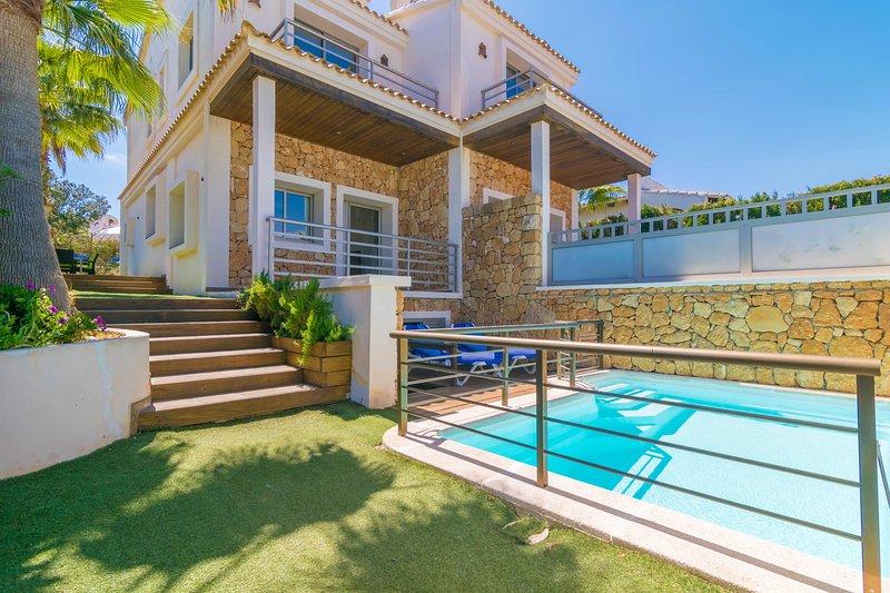 BAHAMAS 1 - Villa for 6 people in Son Serra de Marina, holiday rental in Son Serra de Marina