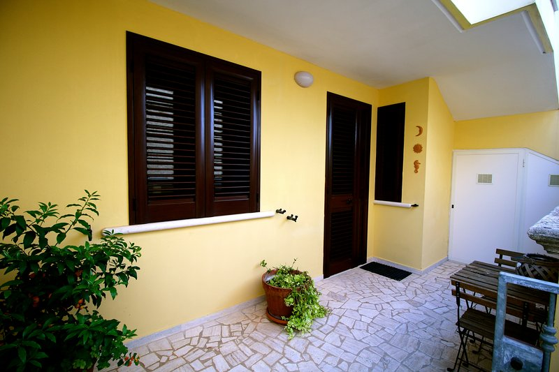 Casa SoleLuna, holiday rental in Vaste