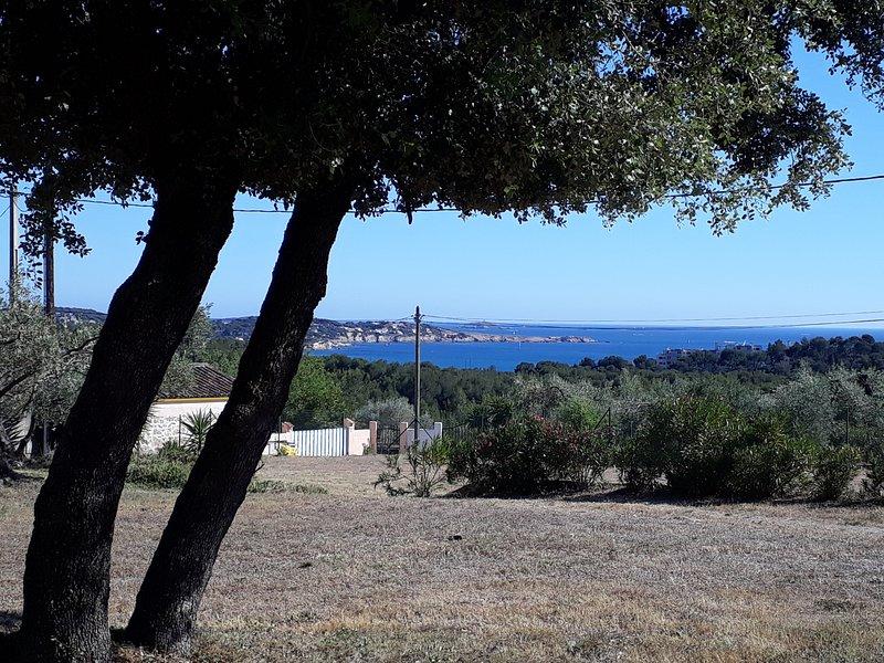 Maison a louer dans le sud de la france, vacation rental in Sanary-sur-Mer
