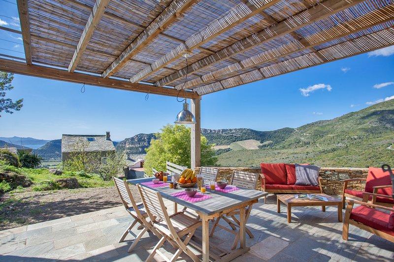 A Casa Alta, entre mer  et montagne., vacation rental in Patrimonio