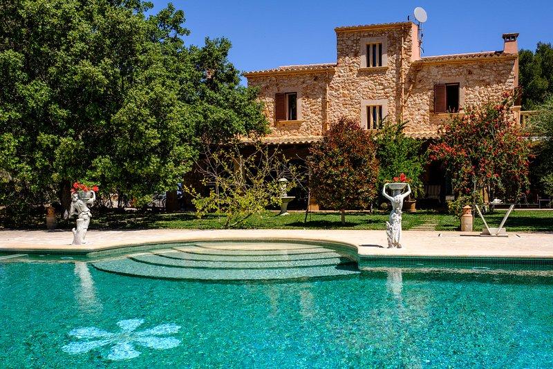 Es Pinar Gran, location de vacances à S' Horta