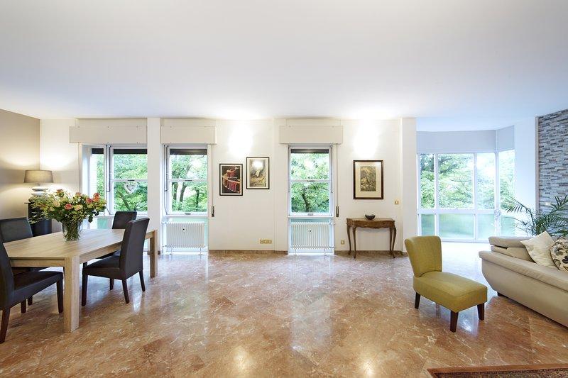 Speciale ed Esclusivo appartamento in centro a Padova! 3 camere - 2 bagni, Ferienwohnung in Cadoneghe