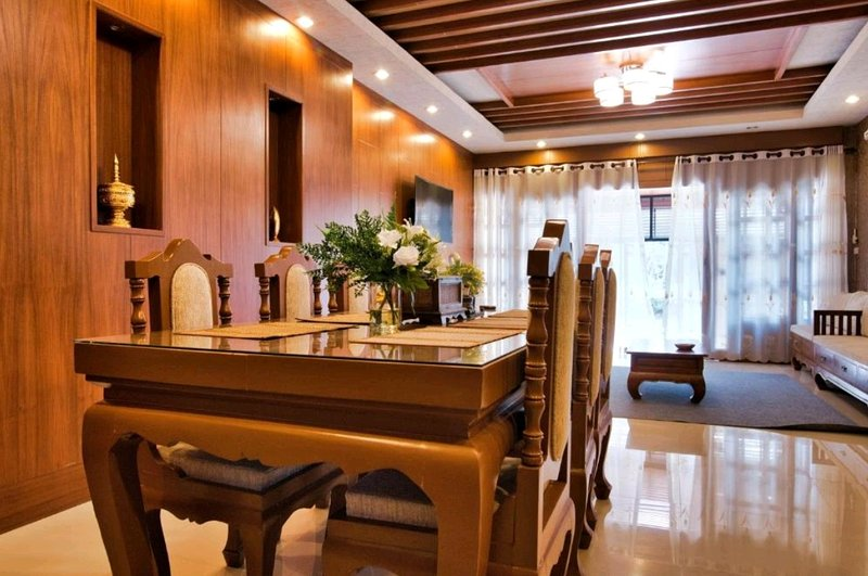 Luxury Thai Lanna Holiday House: Sleep 10, holiday rental in San Sai