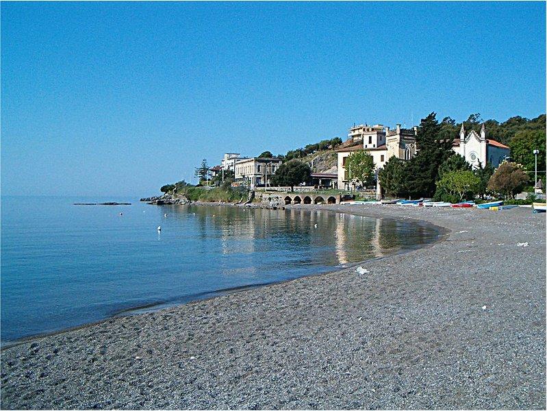 Nice apt near the beach & terrace, vacation rental in Casalbuono