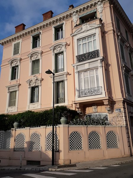3 pièces centre ville Beaulieu sur mer, vacation rental in Monaco-Ville