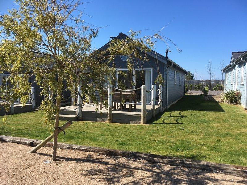 Blue Anchor Retreat - The Bay Filey, pool, gym, beach, wifi, dog-friendly – semesterbostad i Hunmanby