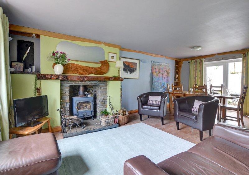 1 Tan yr Eglwys, location de vacances à Neath