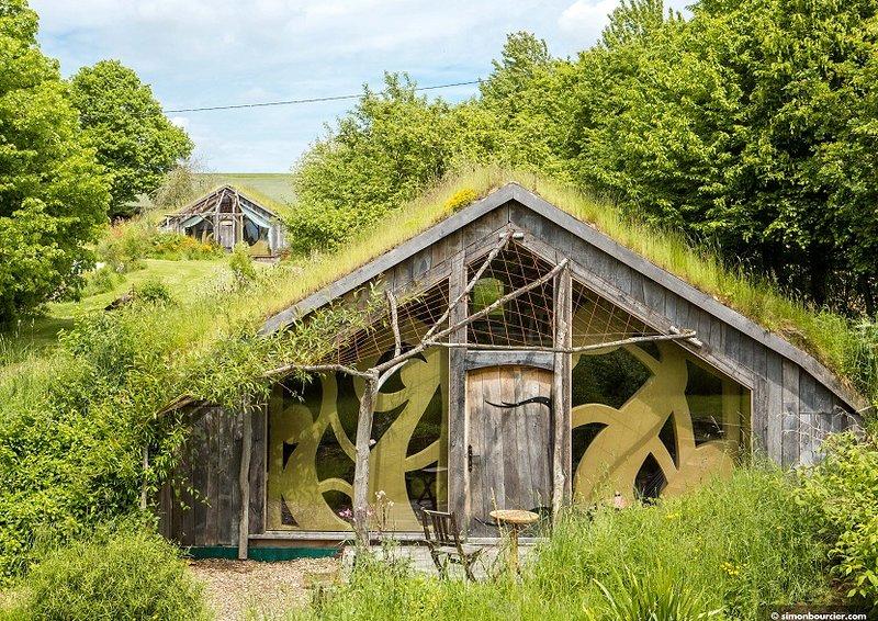 Ecolodge la Belle Verte, vacation rental in Val-d'Ize