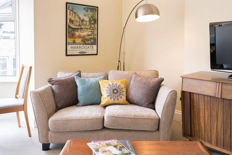 No 21 - 2 bedroom apartment located close to the centre of Harrogate, aluguéis de temporada em Harrogate