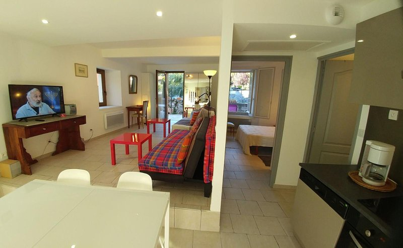 Beaurivage1, vacation rental in Ascou