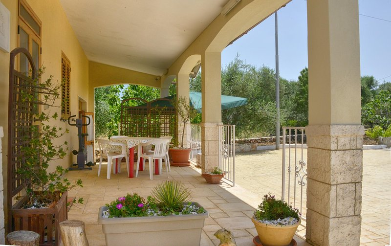 Amazing villa with sea view & Wifi, vacation rental in Chianchizzo I