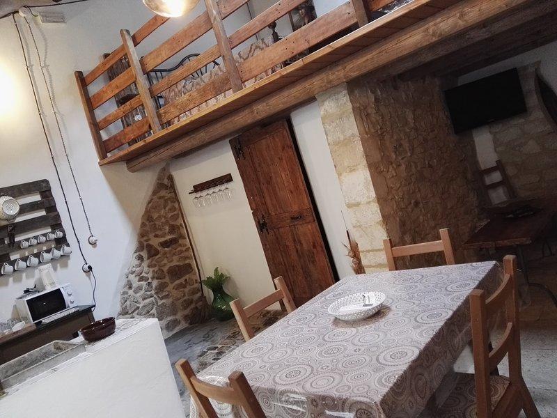 Scicli antica, holiday rental in Cimilla