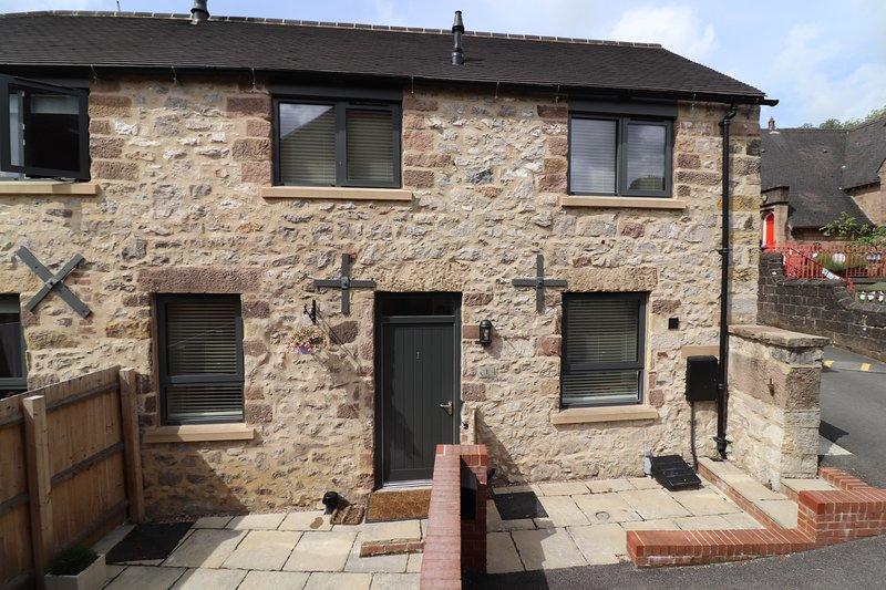 Old North End Mill, Cottage in Wirksworth, Derbyshire, vacation rental in Wirksworth