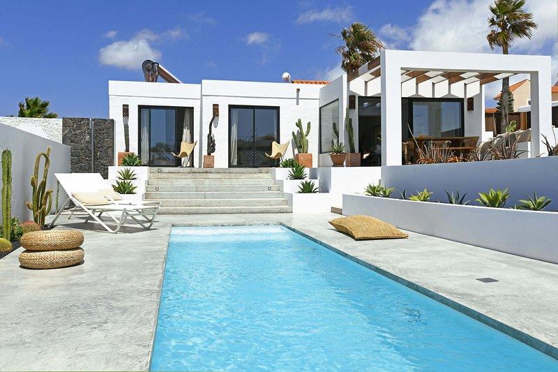 Villa Casajable en Pájara, holiday rental in La Pared