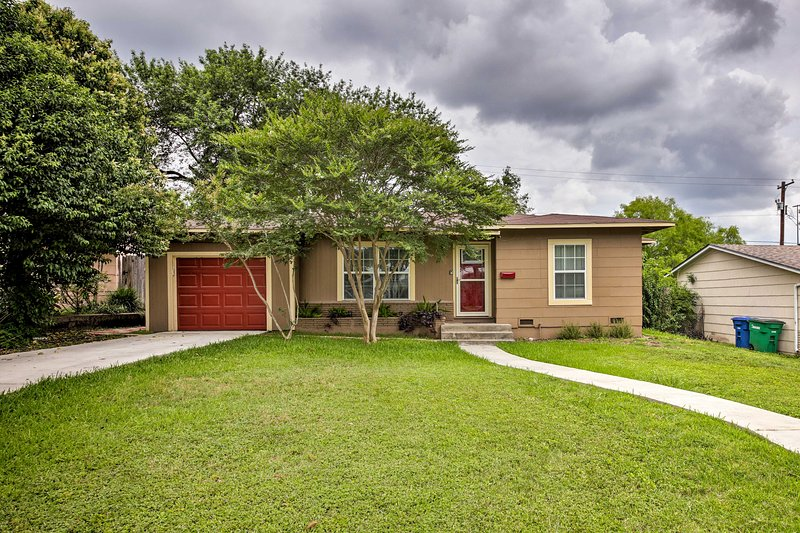 You'll never want to leave this beautiful San Antonio vacation rental home.