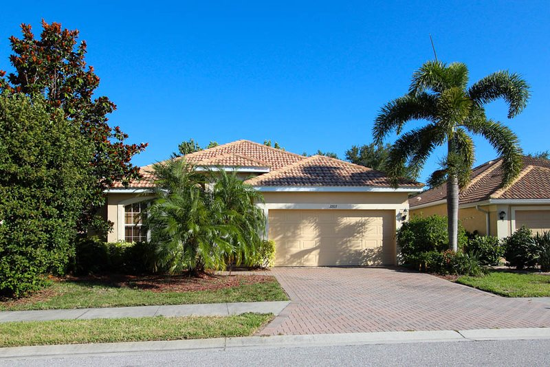 Beautiful and luxurious home located in Venice, Florida, holiday rental in Venice
