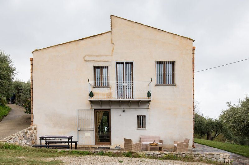 Casa Rosita, holiday rental in Scillato