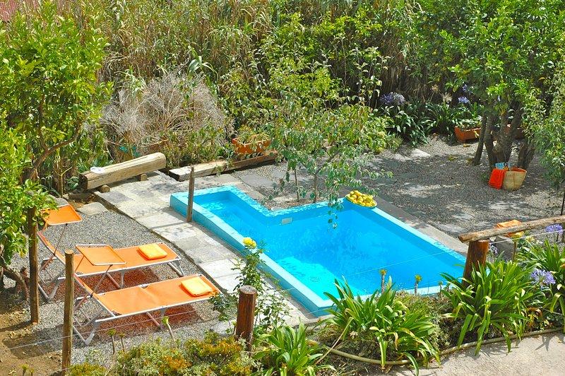 La Casa del Caminante, holiday rental in Playa Quemada