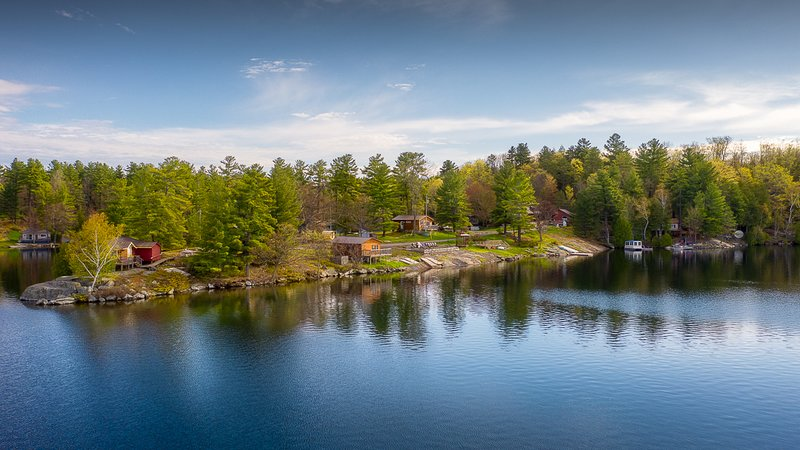 The Trace at Oak Lake, vacation rental in North Kawartha