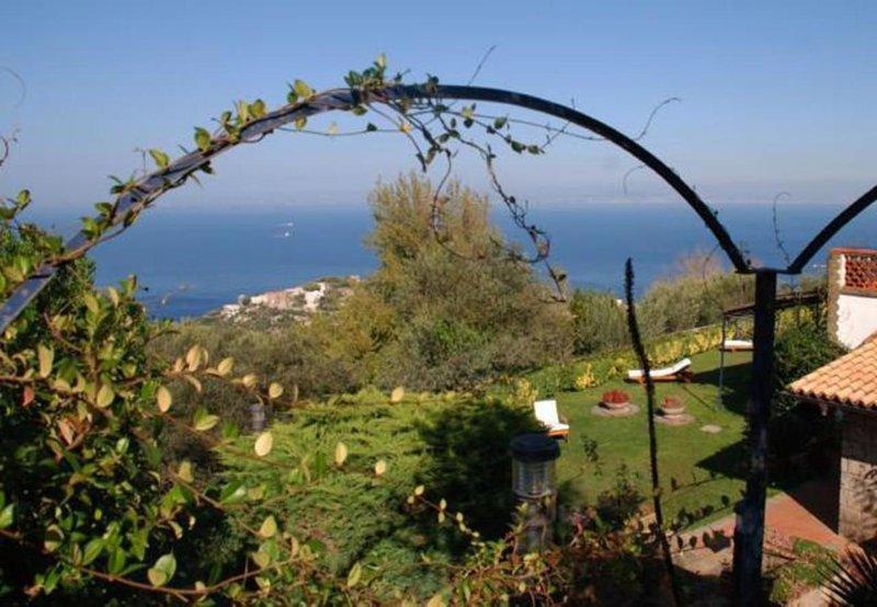 La Violetta, vacation rental in Termini