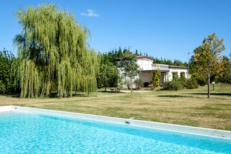 The Green Home, holiday rental in Lugo