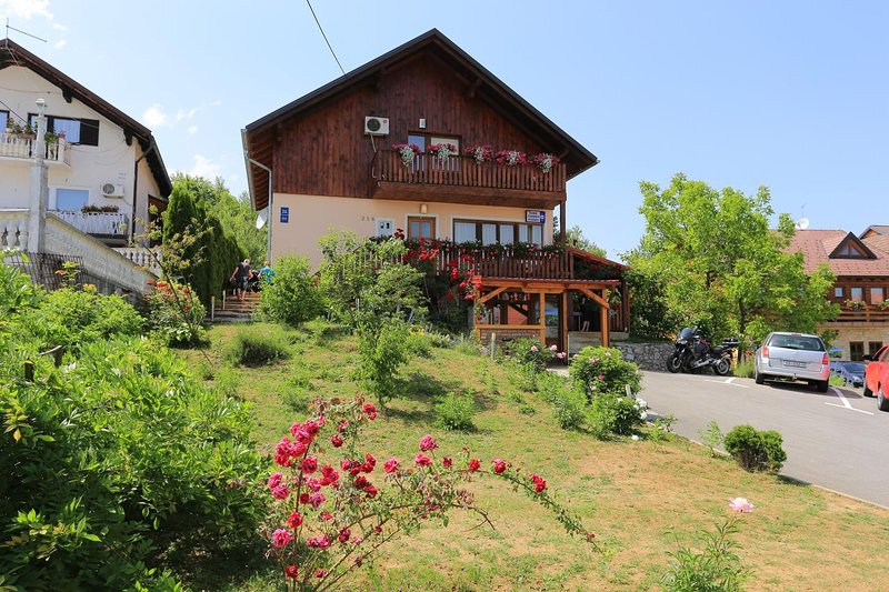 Irinovac Apartment Sleeps 3 with Pool and Air Con - 5806097, holiday rental in Grabovac