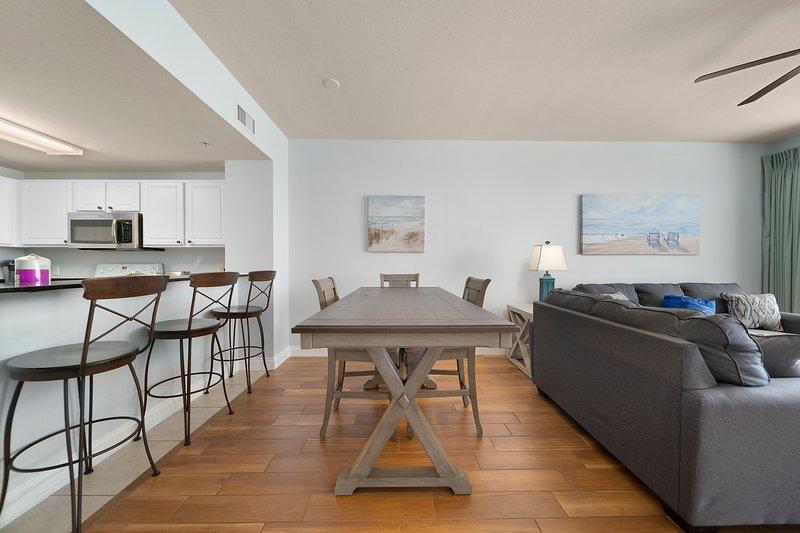 Calypso Resort 2206w | Pier Perfect-Living-Bereich