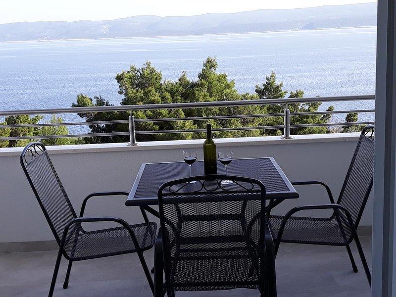 Medici Apartment Sleeps 3 with Air Con - 5460067, vacation rental in Medici