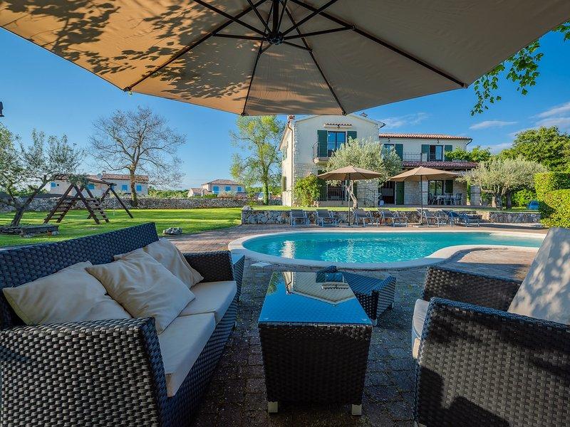 Villa Marijanin vrt, holiday rental in Mofardini