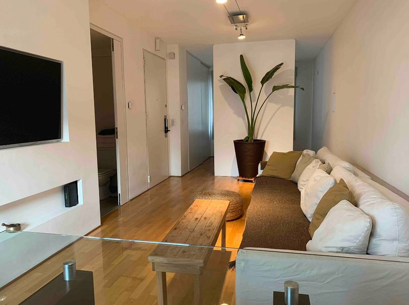 Minimal Apartment, holiday rental in Olivos