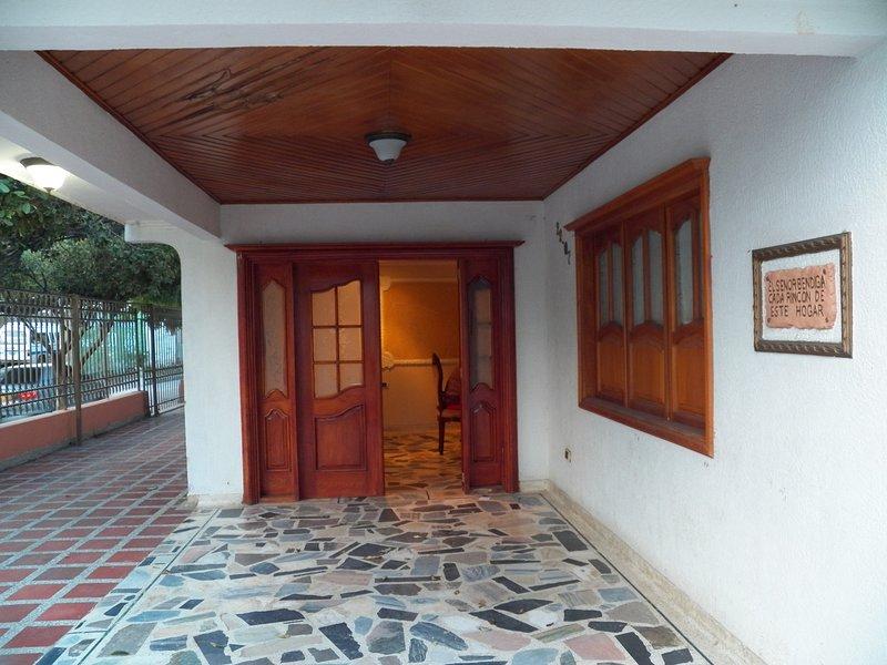 Hostal Hogar Buenaventura, holiday rental in La Tigrera