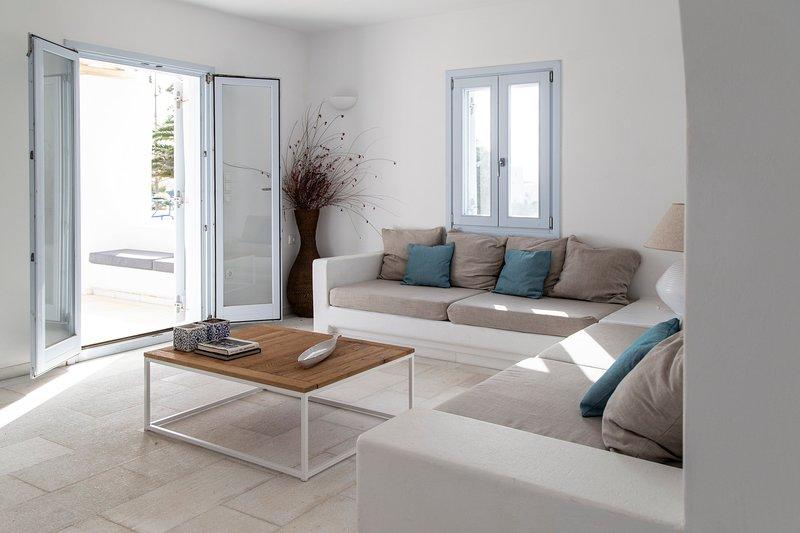 Superior Sea View Suite with Private  Pool | The Sand Collection Villas, aluguéis de temporada em Santa Maria