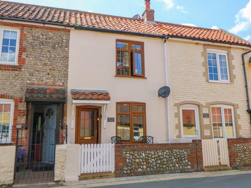 Gansey Cottage, Sheringham, aluguéis de temporada em Sheringham
