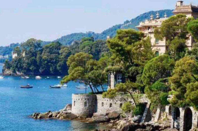 Santa Margherita: bord de mer!, vacation rental in Portofino