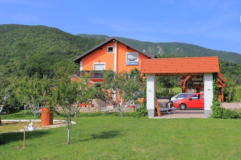 Rudanovac Apartment Sleeps 4 - 5806197, vacation rental in Vrelo Korenicko
